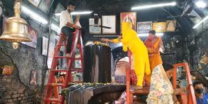 SafeValue must use [property]=binding: নিমতলার কাছে বড় শিবমন্দিরে চলছে শিবের পুজো (see http://g.co/ng/security#xss)