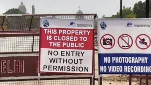 SafeValue must use [property]=binding: বিতর্কের জের, সেন্ট্রাল ভিস্তা প্রকল্পের ছবি তোলা ও ভিডিওগ্রাফি নিষিদ্ধ হল (see http://g.co/ng/security#xss)
