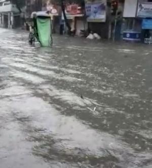 SafeValue must use [property]=binding: সোমবার সকাল ৬টা পর্যন্ত কলকাতার কোথায় কত বৃষ্টি (see http://g.co/ng/security#xss)