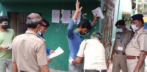 SafeValue must use [property]=binding: পশ্চিম মেদিনীপুর জেলায় পুলিসের কনস্টেবল পদের পরীক্ষায় ৬৭টি ভেনুতে পরীক্ষা দিচ্ছেন প্রায় ৩৩ হাজার ৫০০ পরীক্ষার্থী (see http://g.co/ng/security#xss)
