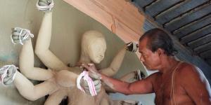 SafeValue must use [property]=binding: মহিষাদল রাজবাড়িতে আড়াইশো বছরের পুরনো দুর্গাপুজোর প্রস্তুতি (see http://g.co/ng/security#xss)