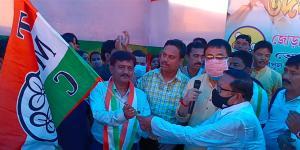 SafeValue must use [property]=binding: দিনহাটা উপনির্বাচনের আগে ভাঙন বিজেপিতে (see http://g.co/ng/security#xss)